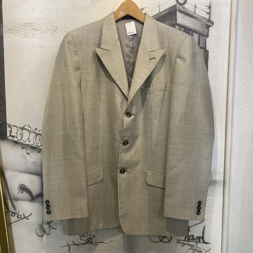 check design tailored jacket