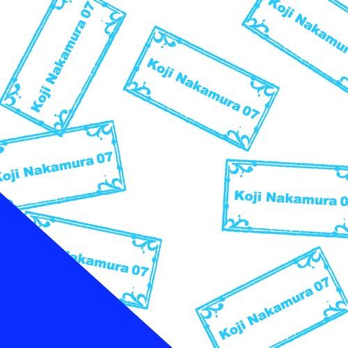 Koji Nakamura - Texture07(CDR)