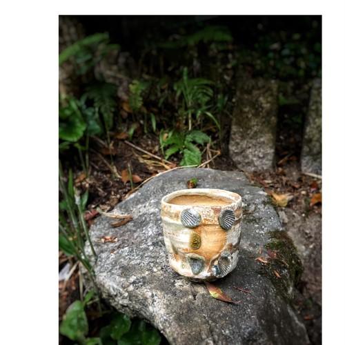 G-2  伊賀 ぐい呑 / Iga ware Sake Cup