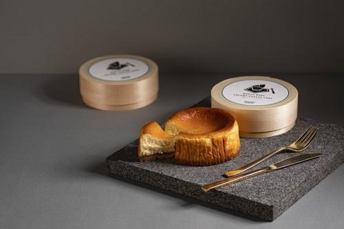 クリーミーチーズケーキ-プレーン-パッケージ付き
