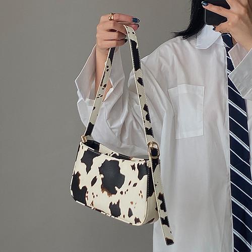 cow mini hand bag