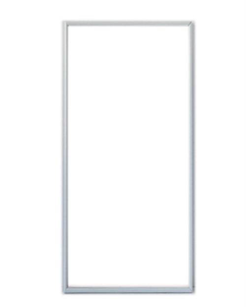 ポスターフレーム 特注サイズ100x40cm ホワイト (サイマーワモンアザラシ用)