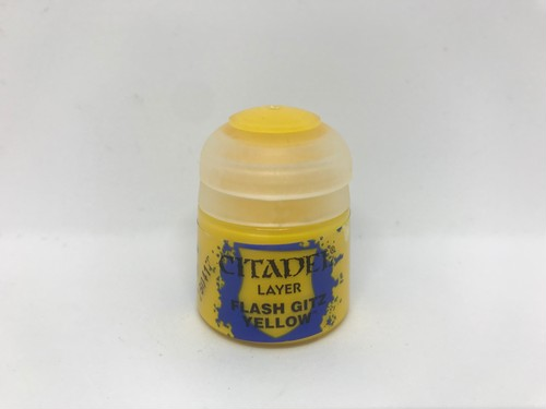 LAYER:FLASH GITZ YELLOW