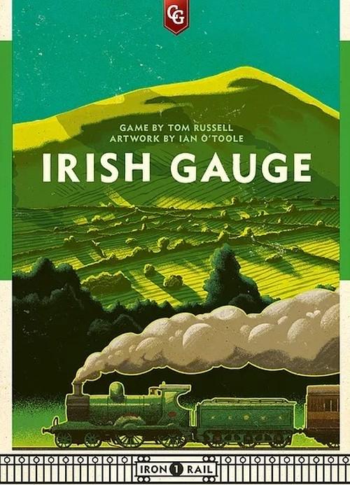 (予約商品 2019年12-2020年1月入荷予定)「アイリッシュゲージ(IrishGauge)」 日本語和訳付き