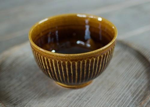 抹茶碗(飴/鎬)
