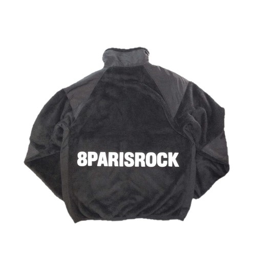 LOGO FLEECE JACKET