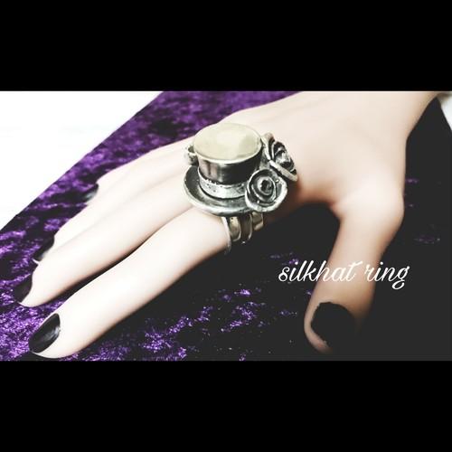 silkhat ring