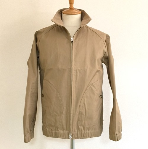 VENTILE G9 stand jacket French Beige