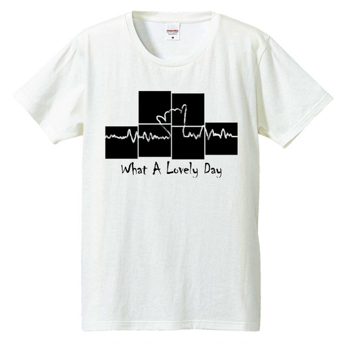 [Tシャツ] What A Lovely Day Square