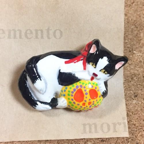 【BUNIZUCCI】BN-6 メメントモリ猫又(三色あり)