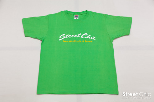 Crew - Tシャツ Curve [LIME]