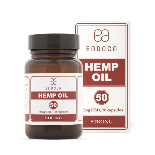 ∞Capsules Hemp Oil 1500mg CBD∞