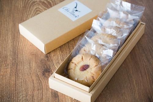 中華クッキー2種 計6枚セット《杏仁酥・桃酥》