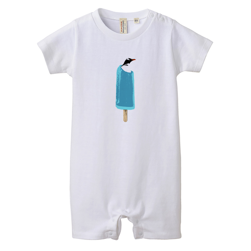 [ロンパース] cool biz penguin