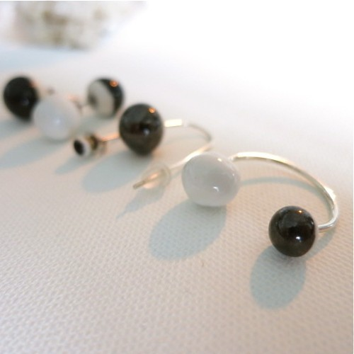 jujumade porcelain double ring