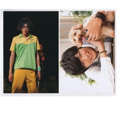 千歳千里/東啓介 生写真 ミュージカル『テニスの王子様』2ndシーズン 青学vs四天宝寺