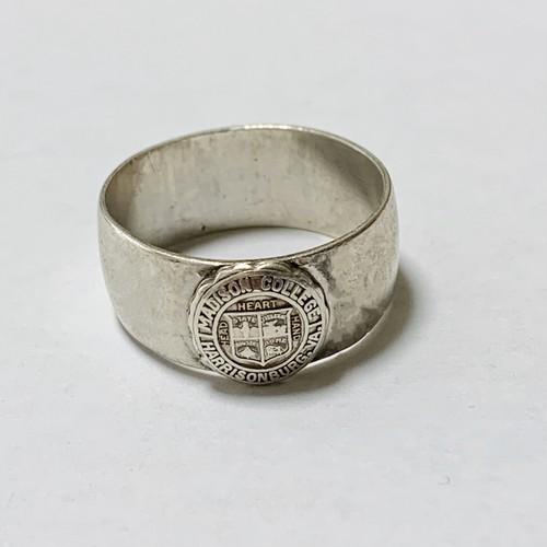 Vintage James Madison University Class Ring