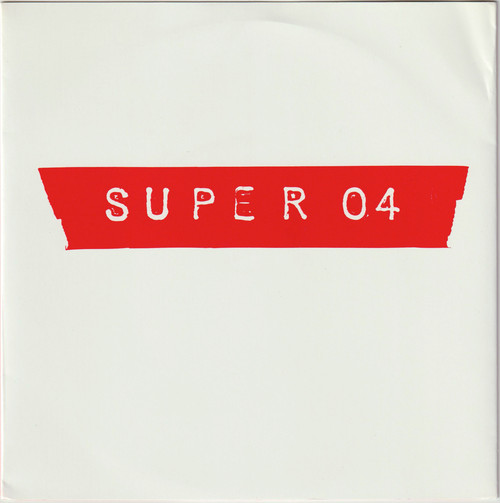 Super 04 / Four The Moment  [EP/Used/7inch]