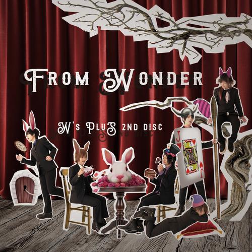 【CD/特別版】2ndシングル From Wonder