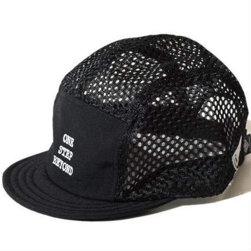 ELDORESO / Beyond Mesh Short Cap(BLACK)