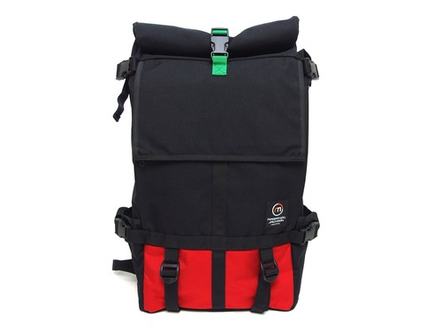 HYBRID BACKPACK M116003 BLACK