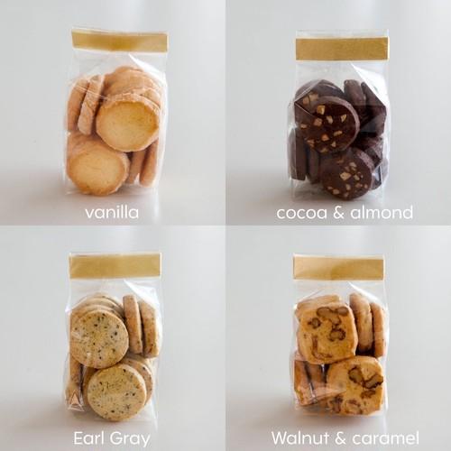 クッキー各種(袋詰め)