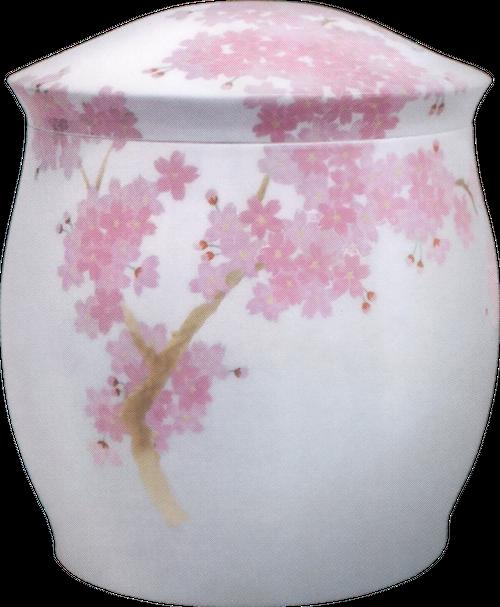 吉野桜 家型 6寸