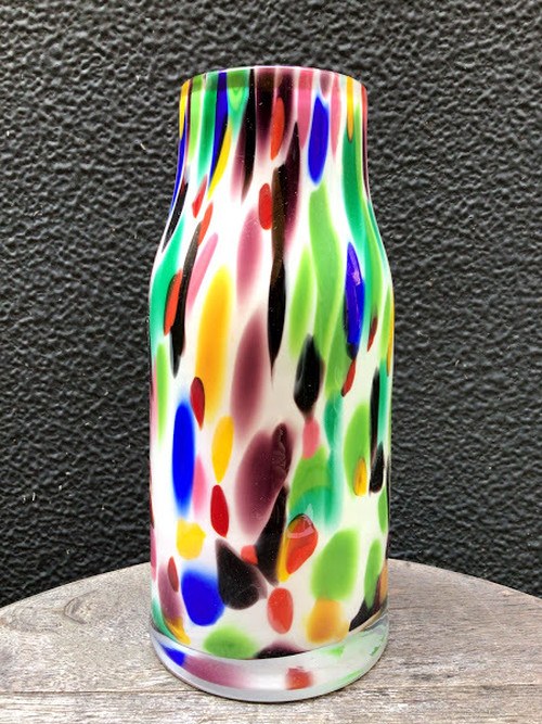 F ①   Flower  bottle  small   7141CAN(花は含まれていません)