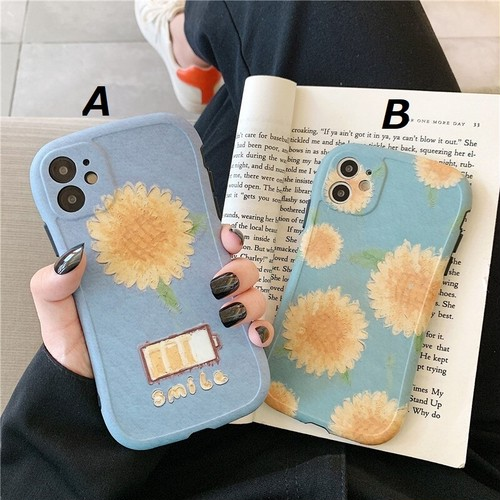 【オーダー商品】Sunflower iphone case