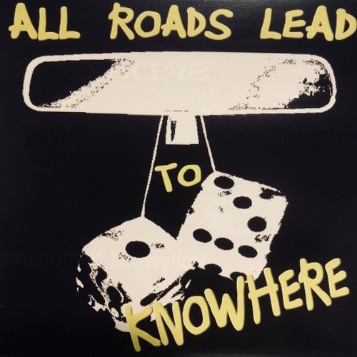 v/a all roads lead to knowhere cd