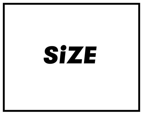 AMICAのサイズ