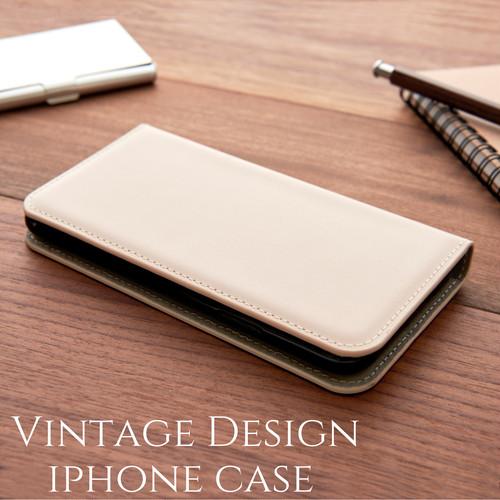 iphone 11 ケース 手帳型 おしゃれ iphoneSE(第二世代) カバー 手帳 レザー iphoneXR iphone8 Xs max シンプル アイフォン 11 プロ マグネット スタンド スリム ビジネス メンズ ベージュ
