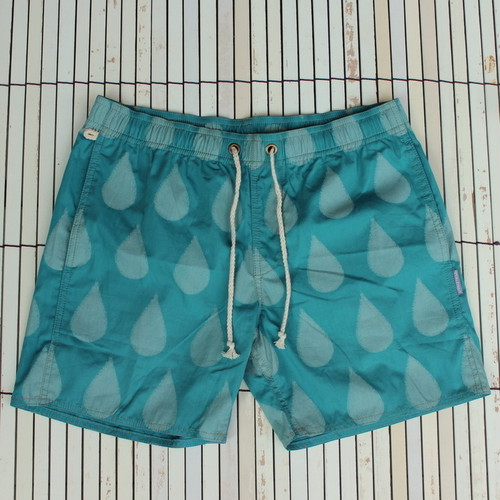 Drops shorts Blue