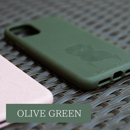 ☆数量限定・予約販売☆JAMESIE MONKEY x tidal green [OLIVE GREEN]「地球に還る」iPhoneケース 新しい仲間の誕生!