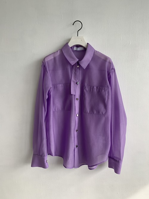 MURRAL  FREE FLOWING SHIRT
