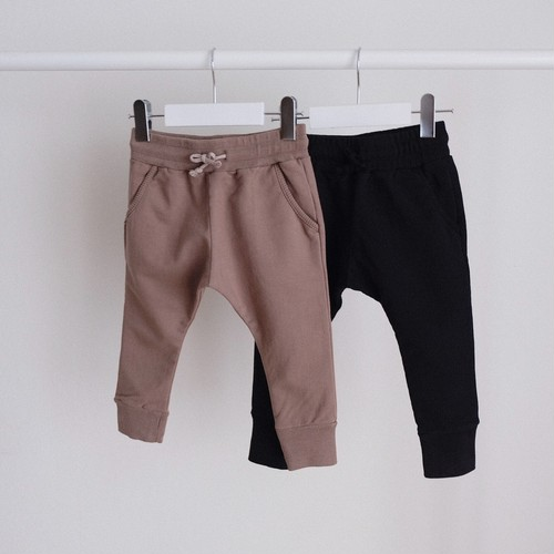 MINGO. Winter Slim fit jogger(全2色/1-2Y〜4-6Yサイズ展開)