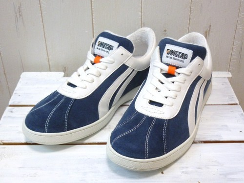 Mecap Lauda Suede/Made In Italy (メキャップ ローダ スウェード/イタリア製)