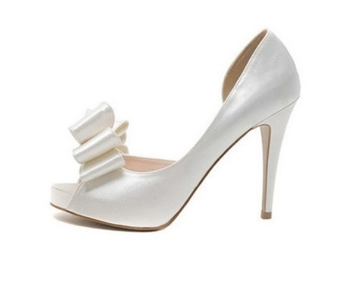 【販売】Wedding Shoes BOW