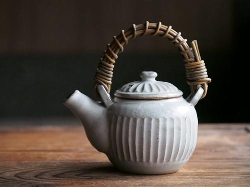 丹波立杭焼 俊彦窯 土瓶