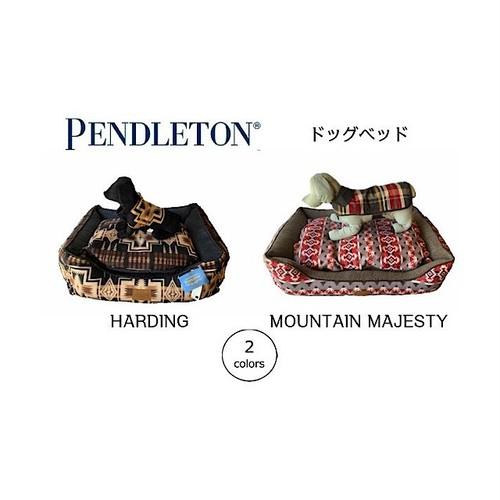 【 Lサイズ】PENDLETON(ペンドルトン)ドッグベッド おしゃれで洗える