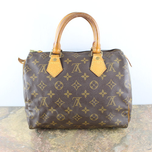 .LOUIS VUITTON M41528 SP0948 SPEEDY25 MONOGRAM PATTERNED BOSTON BAG MADE IN FRANCE/ルイヴィトンスピーディ25モノグラム柄ボストンバッグ 2000000047645