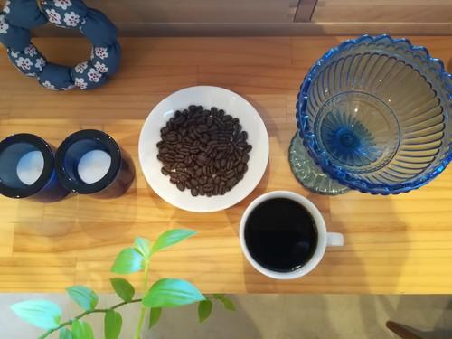 お好きなストレートコーヒー豆200g②