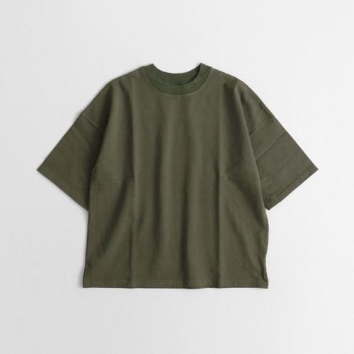 【SETTO】 30T-SHIRT (GRN) セット Tシャツ