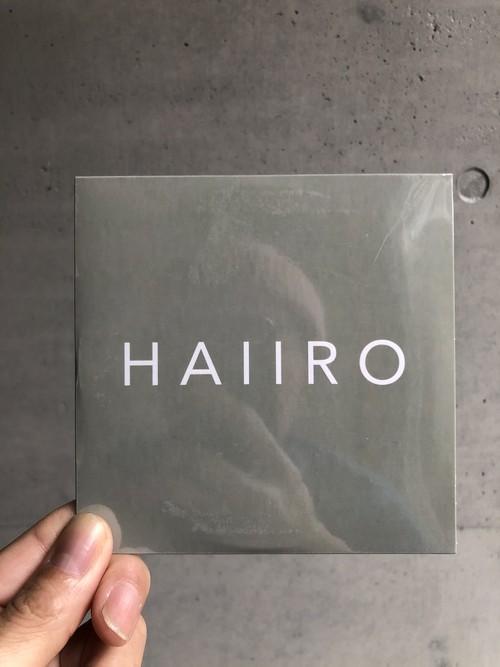 """スケートボードDVD """"HAIIRO"""""""