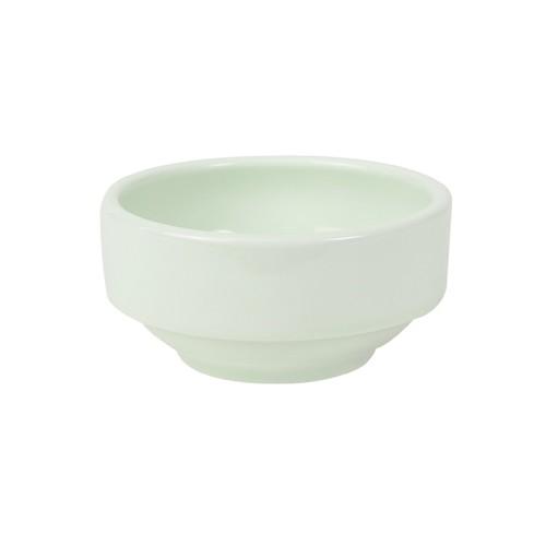 【1711-6220】強化磁器 9cm すくいやすい食器 ノア・アクア