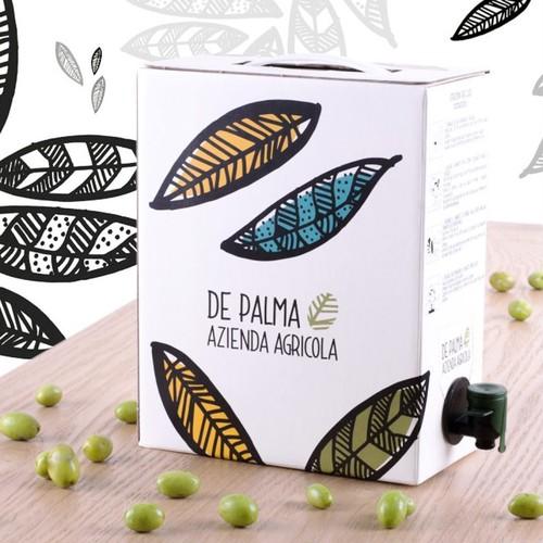 【'19-20】3Lバッグインボックス de Palma Fabio デパルマ・ファビオ Coratina コラティーナBIO