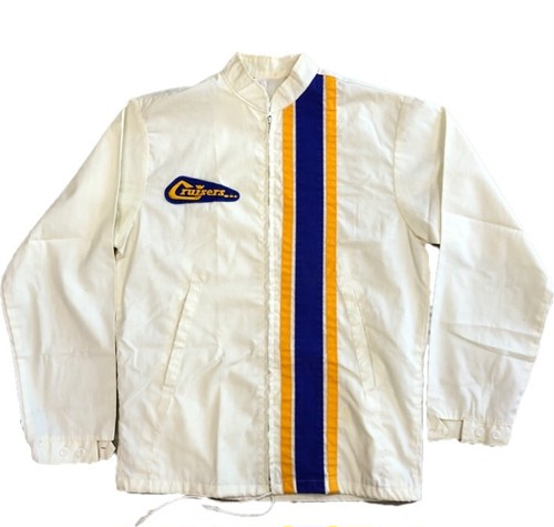 70's Cruisers Cotton Racing Jacket