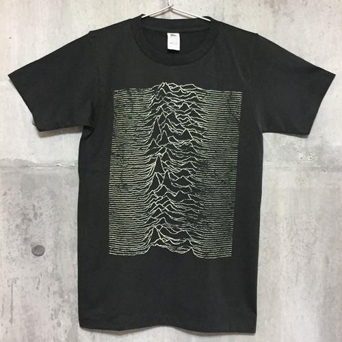 【送料無料 / ロック バンド Tシャツ】 JOY DIVISION / Unknown Pleasures Men's Ladies' Unisex T-shirts S ジョイ・ディヴィジョン / アンノウン・プレジャーズ メンズ レディース ユニセックス Tシャツ S