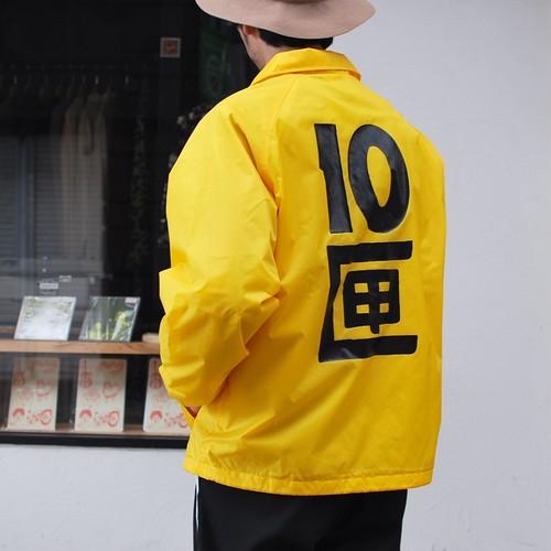 【SALE 40%OFF】10匣(TEN BOX) J・10匣COACH JACKET