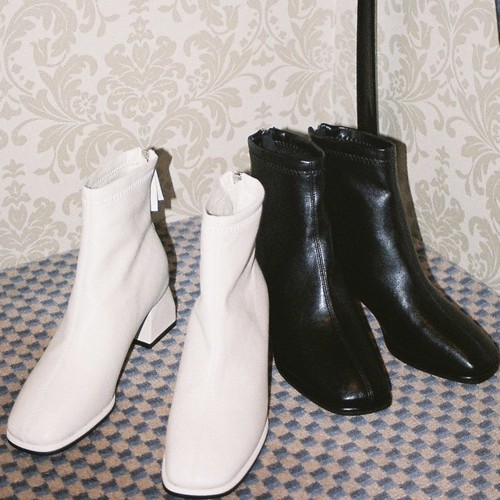 【Select】Square Toe Shoes